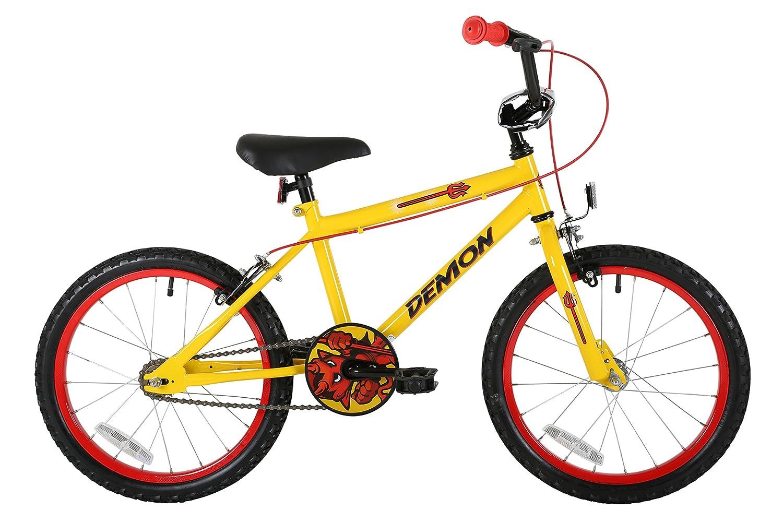 Boy Demon Bike 18 Inch Wheels Kid Bicycle Stylish Looks ...