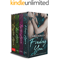 Finding You: The Complete Box Set (a contemporary MM romance series)