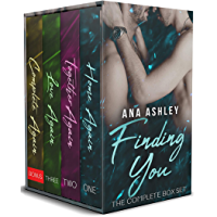 Finding You: The Complete Box Set (a contemporary MM romance series) (English Edition)