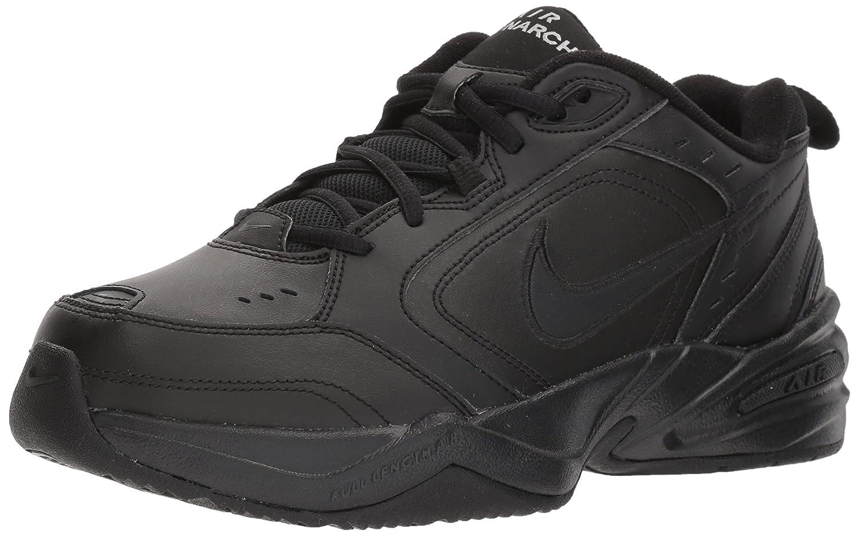 Nike Air Monarch IV, Zapatillas de Deporte para Hombre 44 EU|Negro (Black/Black 001)