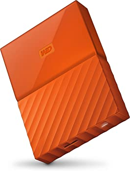 WD 4TB USB 3.0 / USB 2.0 Portable Hard Drive