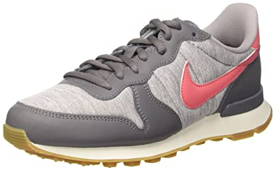 Nike Damen Internationalist Sneaker GrauKorall, 37.5 EU