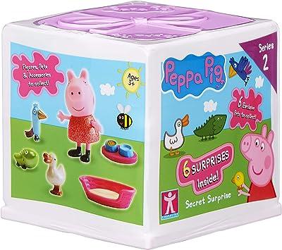 Peppa Pig 6998 PEPPAS Secret Surprise S2 PALS & Pets, Multicolor ...