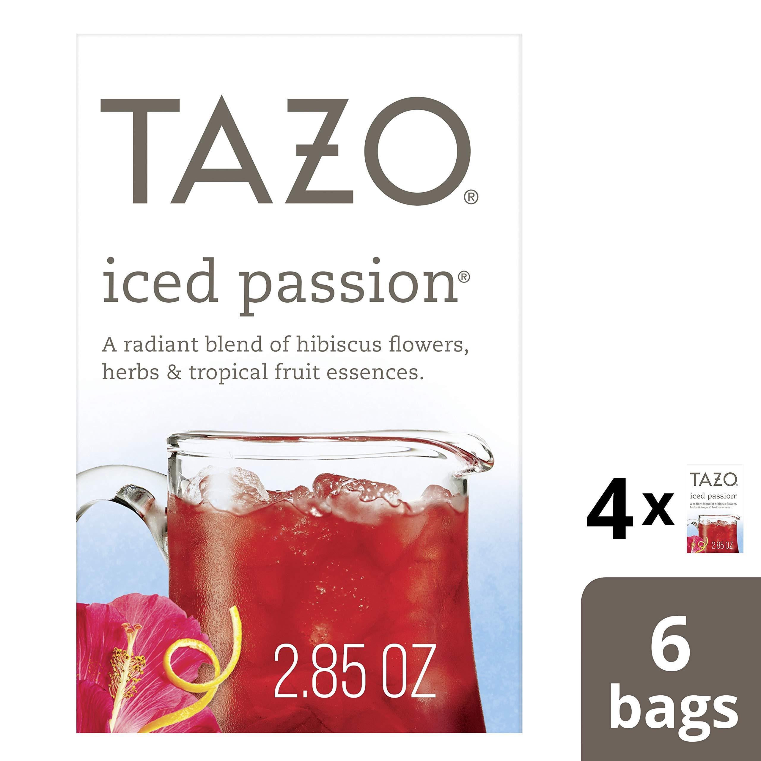 Tazo  Iced Passion Tea Filter Tea Bag 24 count