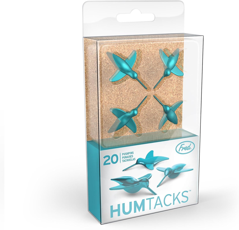 Hummingbird Pushpins Set of 20