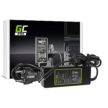 GC Pro Cargador para Portátil DELL Inspiron 15R N5010 N5110 Latitude E6410 E6420 E6430 E6510 E6520 E6530 Ordenador Adaptador de Corriente (19.5V 4.62A ...