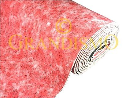 snugstep® para alfombras – Espuma de poliuretano de 10 mm de grosor – 1 rollo