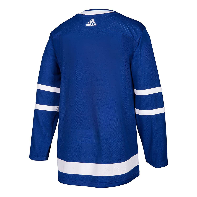 59d2319448b Men's Toronto Maple Leafs adidas Blue Home Authentic Blank Hockey Jersey,  Fan Shop - Amazon Canada