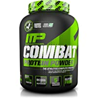 2 x 4-Pound MusclePharm Combat Powder Advanced Time Release Protein (Chocolate Milk)