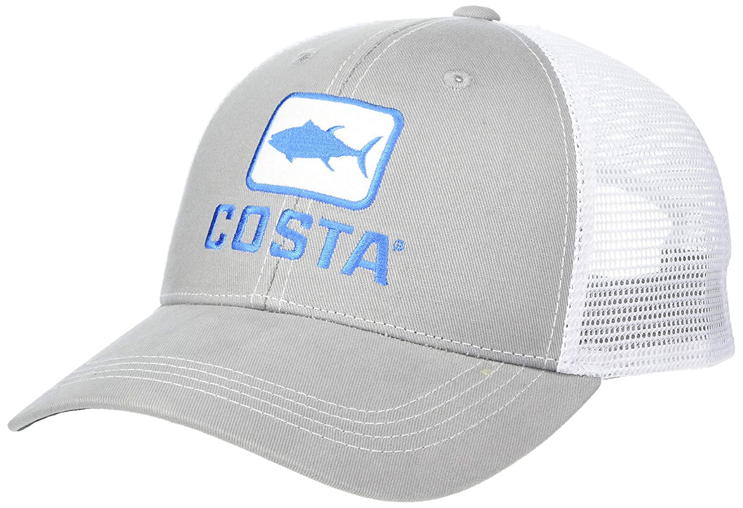 Costa Del Mar Tuna Trucker Hat