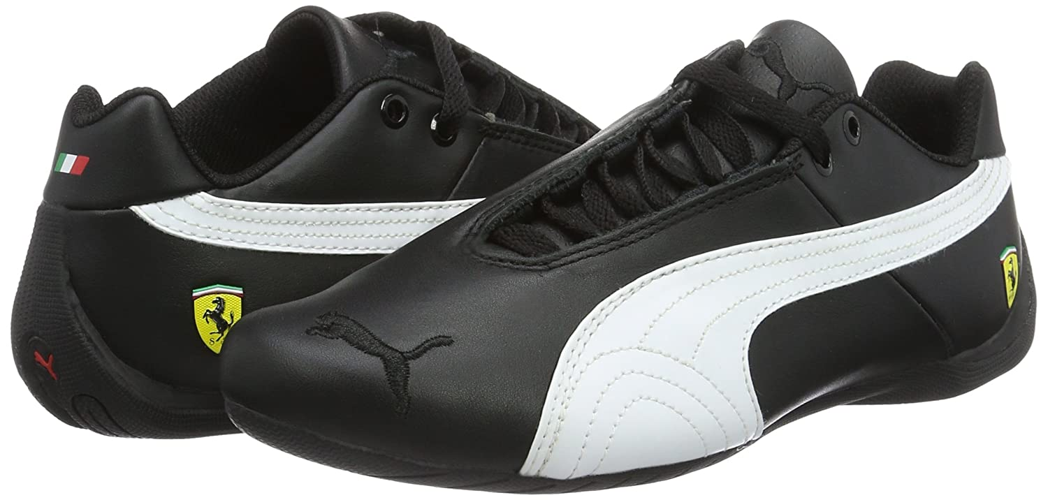 Puma SF Future Cat OG, Zapatillas Unisex Adulto, Negro (Puma Black-Puma White-Puma Black), 40.5 EU