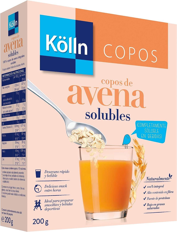 Kölln | Muesli 100% Avena Integral | Copos de Avena Solubles ...