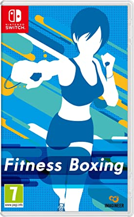 Nintendo Fitness Boxing, Switch vídeo - Juego (Switch, Nintendo Switch, Deportes, Modo multijugador, T (Teen)): Amazon.es: Videojuegos