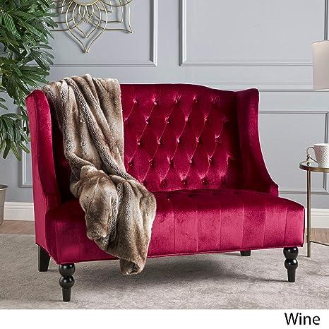 Amazon.com: Cojín contemporáneo para sofá de tapicería de ...