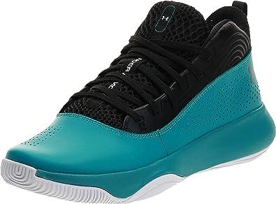 laberinto mensual Círculo de rodamiento  Under Armour UA Lockdown 4, Zapatos de Baloncesto Hombre: Amazon.es:  Zapatos y complementos