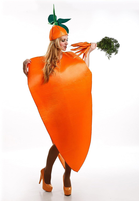 Disfraz de Zanahoria para adultos: Amazon.es: Juguetes y juegos