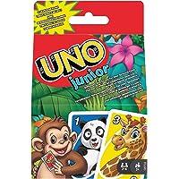 Mattel Games UNO Junior, Multi (GKF04)