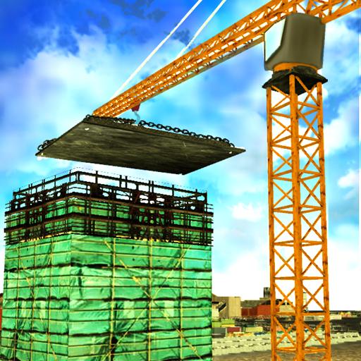Bridge Loading (City Construction Crane Driver)