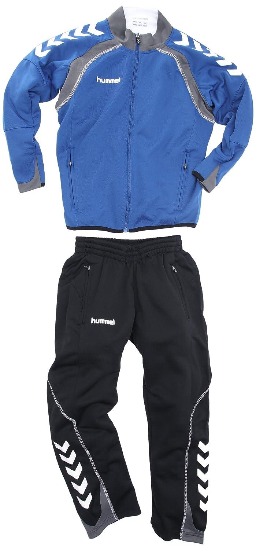 the best attitude a7ee4 f9d12 Hummel Kinder Trainingsanzug Team Spirit Poly Suit