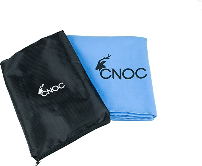 CNOC Tolla de Microfibra Grande XXL 180x90cm | Toallas de ...