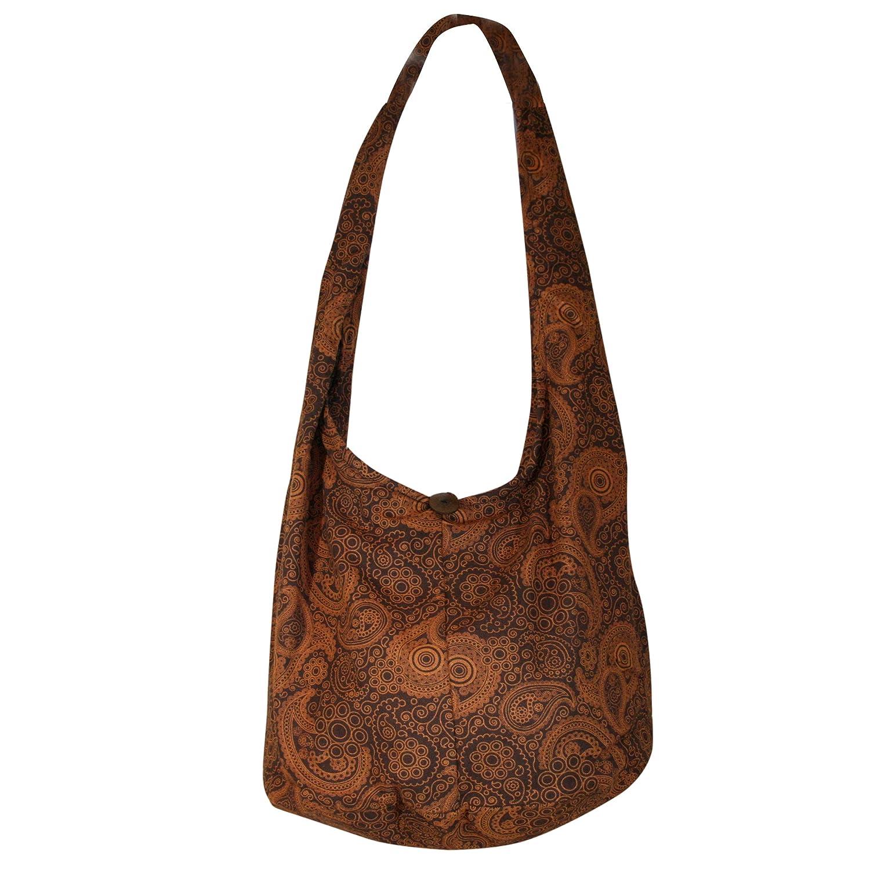 Tonka Cotton Bohemian Boho Hippie Bag Crossbody Shoulder Bags Messenger Beach bags Purses