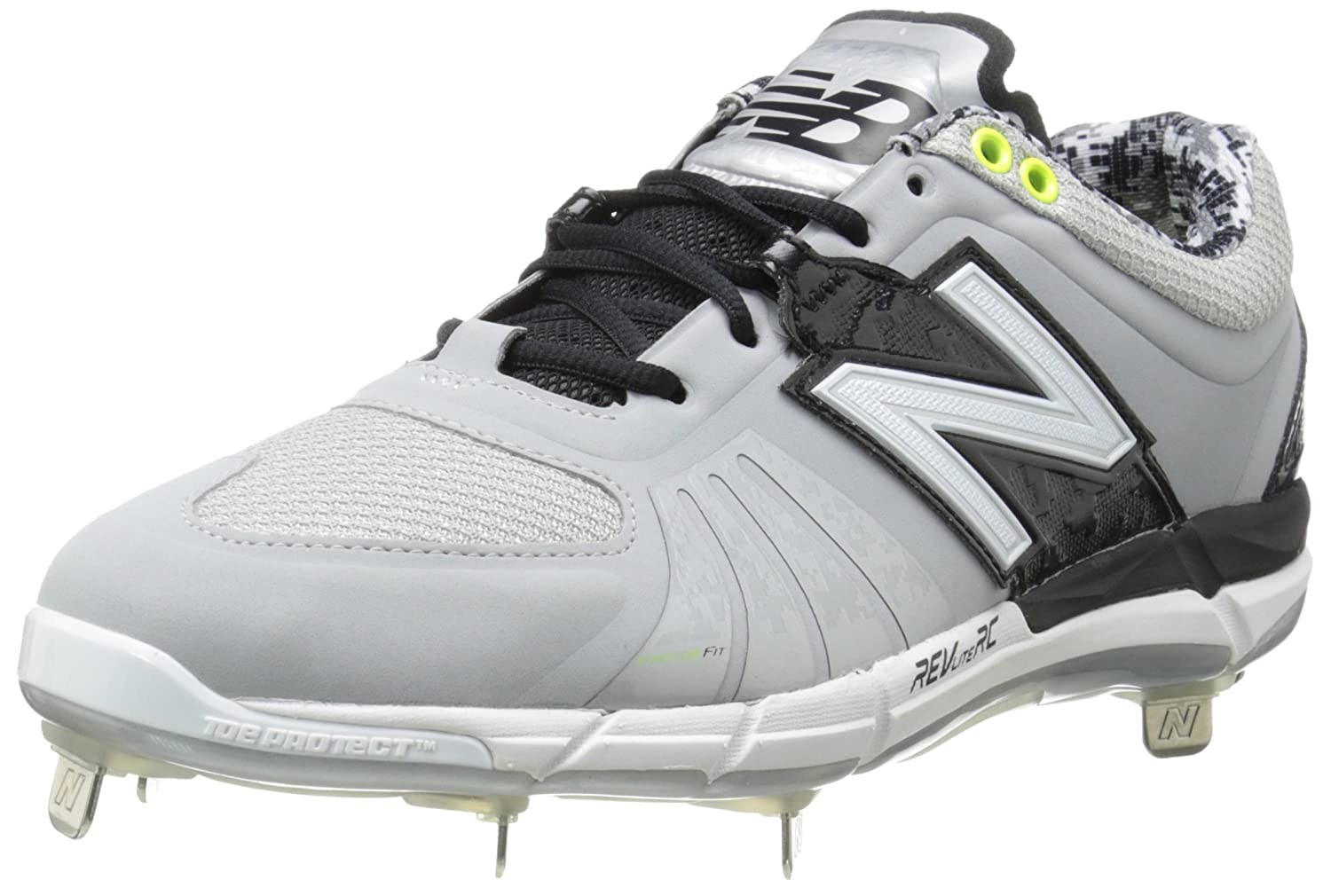 Amazon.com | New Balance Men's L3000V2 Metal Low Baseball Cleats | Baseball  & Softball