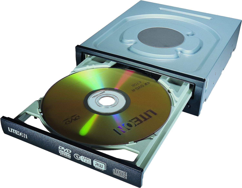 Liteon Ihas524 Interner 24x Dvd Brenner Schwarz Computer Zubehör