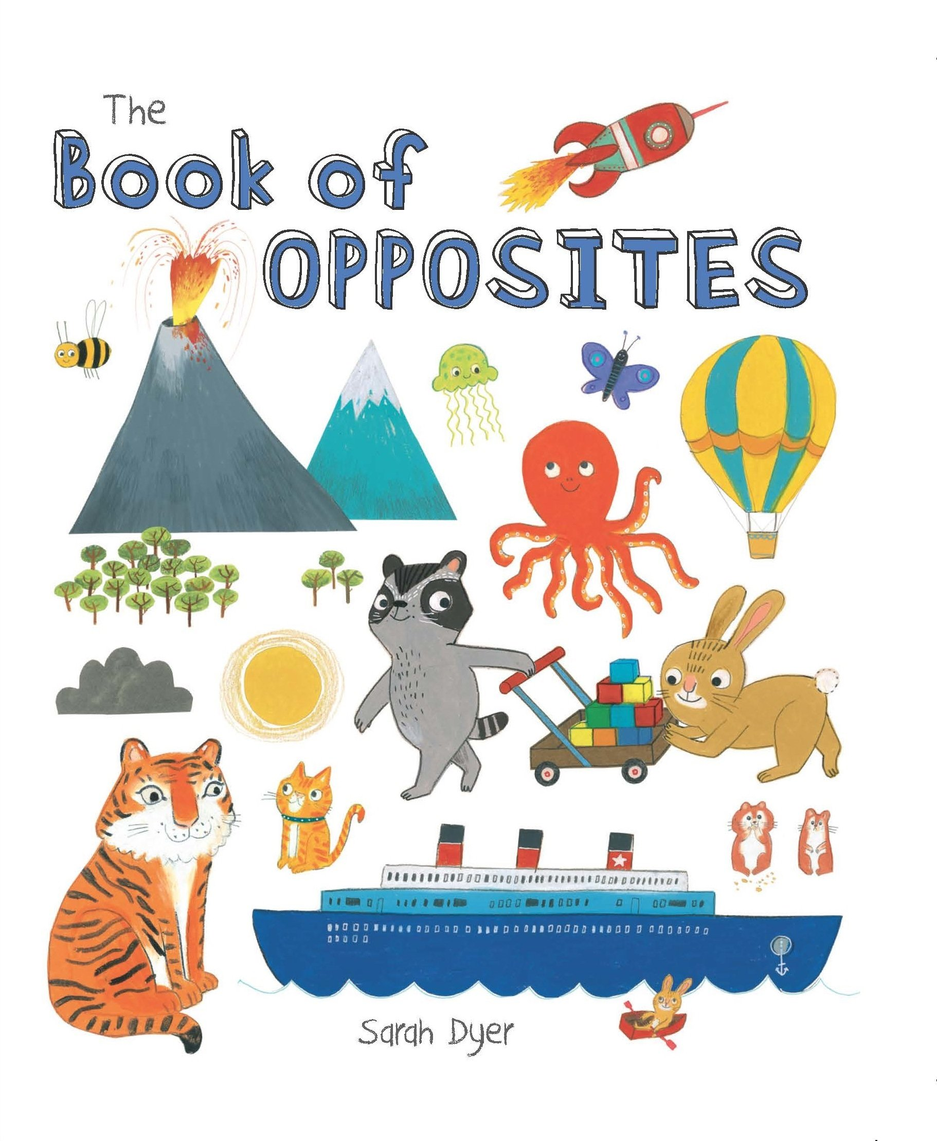 Read Online Book of Opposites pdf
