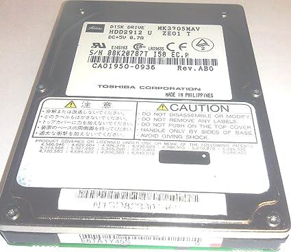Toshiba MK2101MAN 2.5 INCH IDE HARD DRIVE 2167MB Renewed