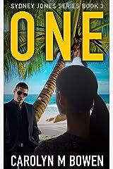 One: Sydney Jones Series Kindle Edition