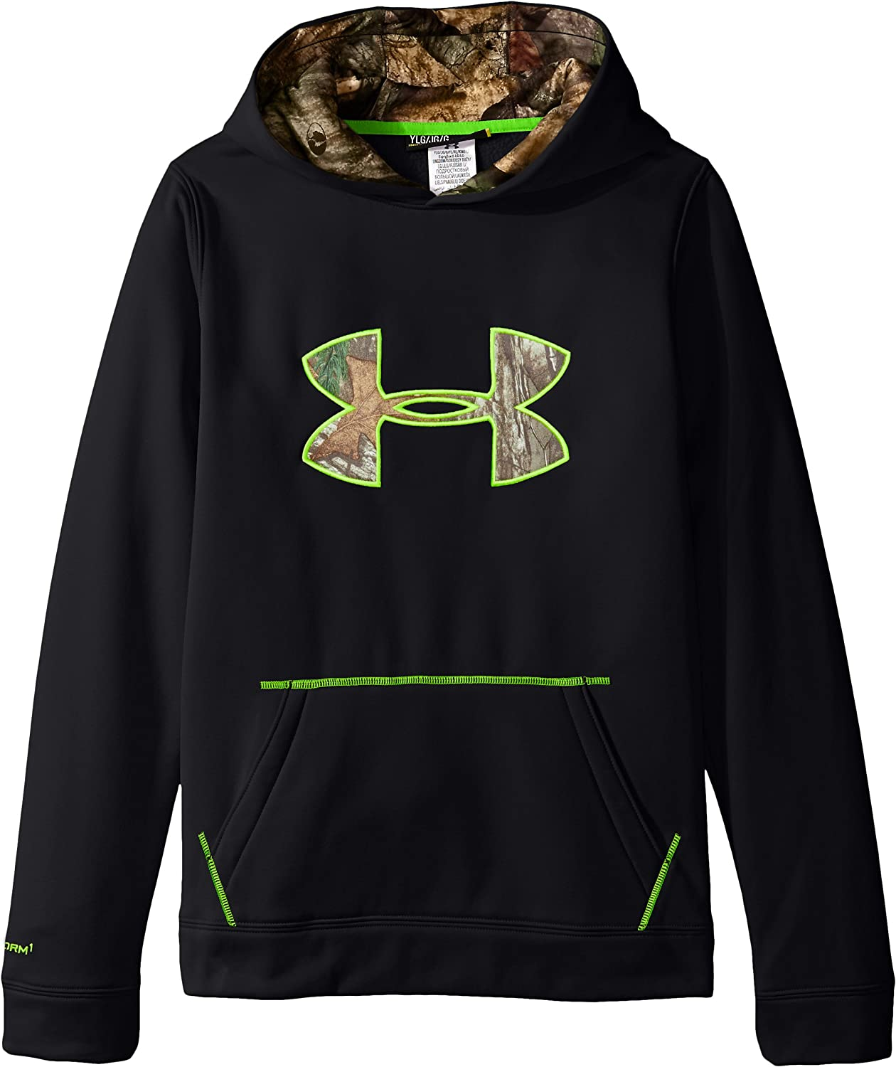 Under Armour Youth Boys Storm Caliber Hoodie