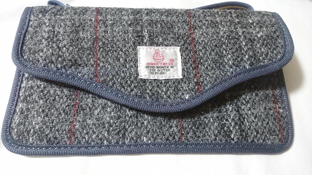 スマートキーケース-電波遮断用ポーチ-リレーアタック防止-Tweed高級感抜群-ポケット・ケース・カバー