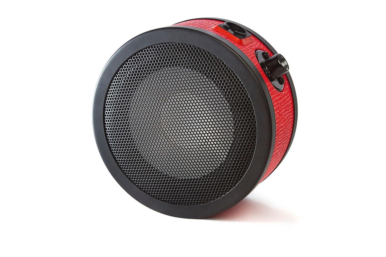 SOLOMON MiCS LoFReQ Sub Microphone, Vintage Red