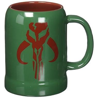 Star Wars Mandalorian Symbol 20 oz. Stein - EE Exclusive