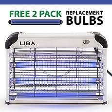 Bug Zapper U0026amp; Electric Indoor Insect Killer By LiBa U0026ndash; Mosquito, Bug ,
