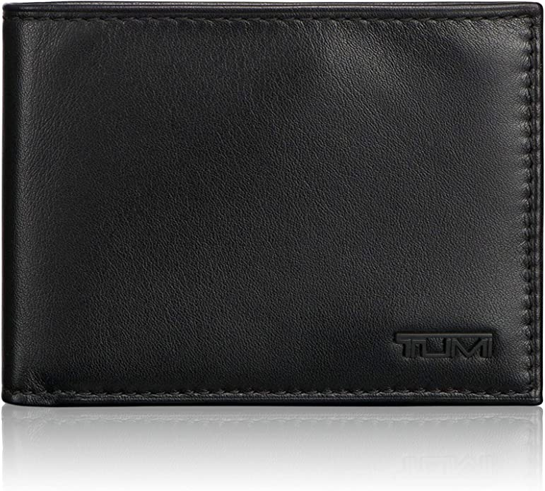 Tumi Men's Delta - Global Double Billfold w/ID Lock¿