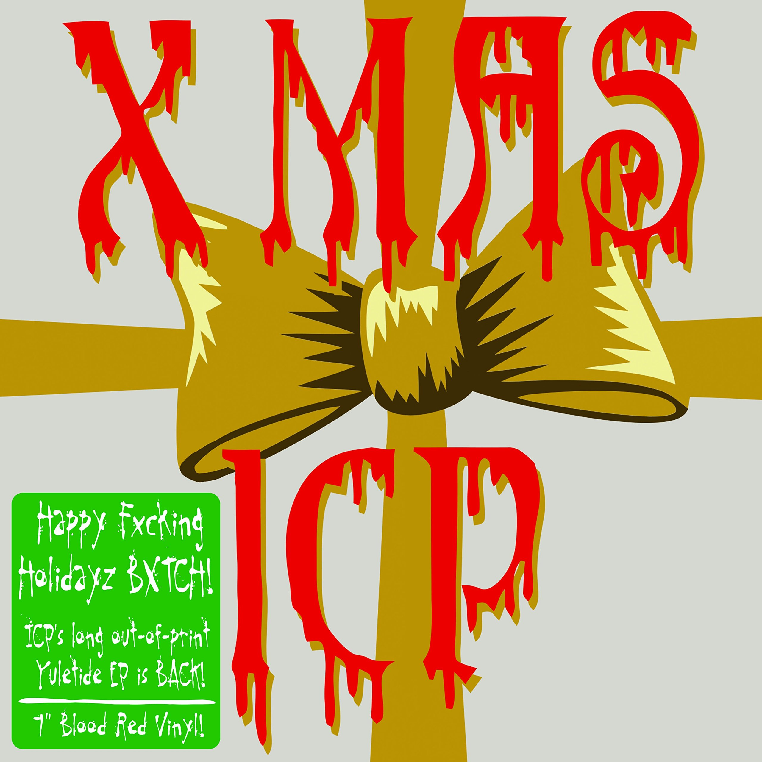 Insane Clown Posse - A Carnival Christmas (EP) (Extended Play)