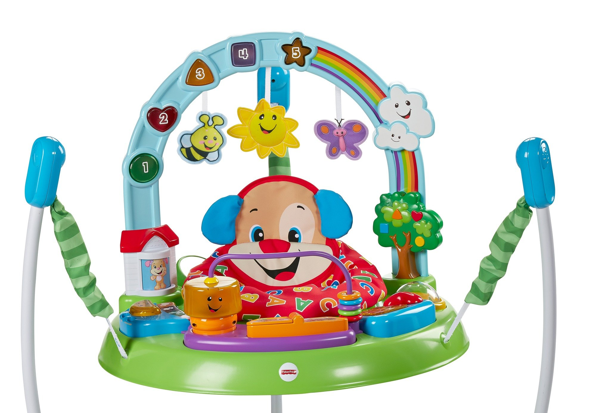Fisher-Price Laugh And Learn Puppy'S Activity Jumperoo by Fisher-Price (Image #2)