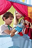HABA Doorway Puppet Theater - Space Saver with