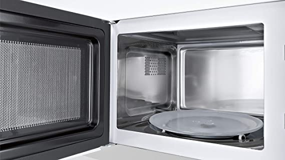 Bosch HMT75G451 - Microondas 800 W, 17 litros, Plata: Amazon.es: Hogar