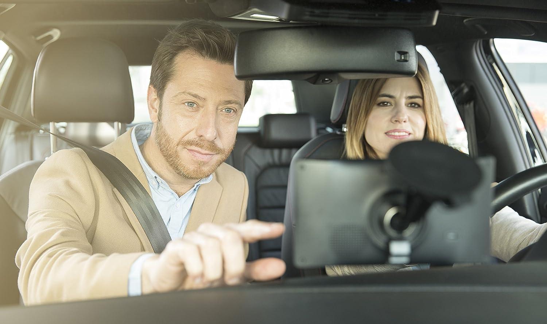 12,7 cm lebenslange Kartenupdates Touch-Glasdisplay Verkehrsfunklizenz 5 Zoll Garmin DriveSmart 50 LMT-D EU Navigationsger/ät Sprachsteuerung