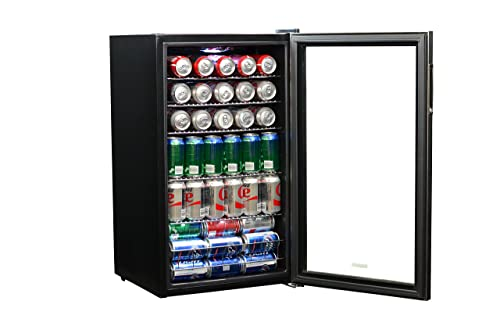 NewAir-AB-1200- 126-Can-Beverage-Cooler