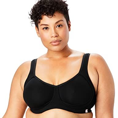 1c684574137 Comfort Choice Women s Plus Size Outer Wire Bra at Amazon Women s ...