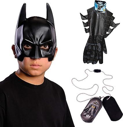 Batman Gauntlets Costume Accessory Adult DC Comics Halloween