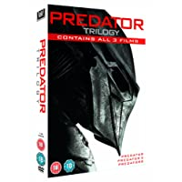 Predator Trilogy [DVD] [1987]