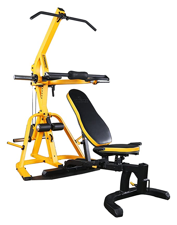 Powertec Fitness Lever Gym Workout Bench