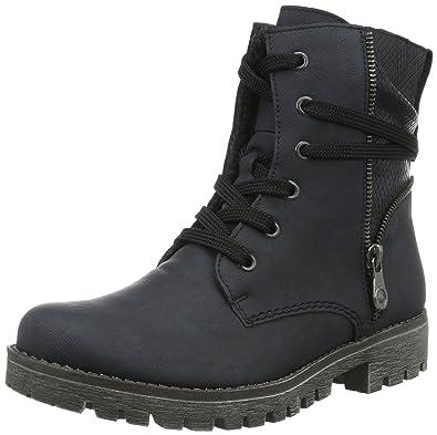 ec7cb4aa1731 Rieker Damen 78504 Kurzschaft Stiefel  Amazon.de  Schuhe   Handtaschen