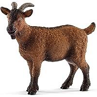 Schleich Goat Toy Figure, Brown, 13828