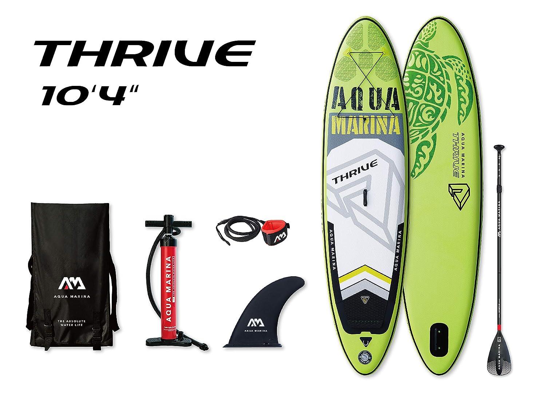 Aqua Marina Thrive 315 x 79 x 15 cm Tabla de Surf Hinchable para Paddle Surf