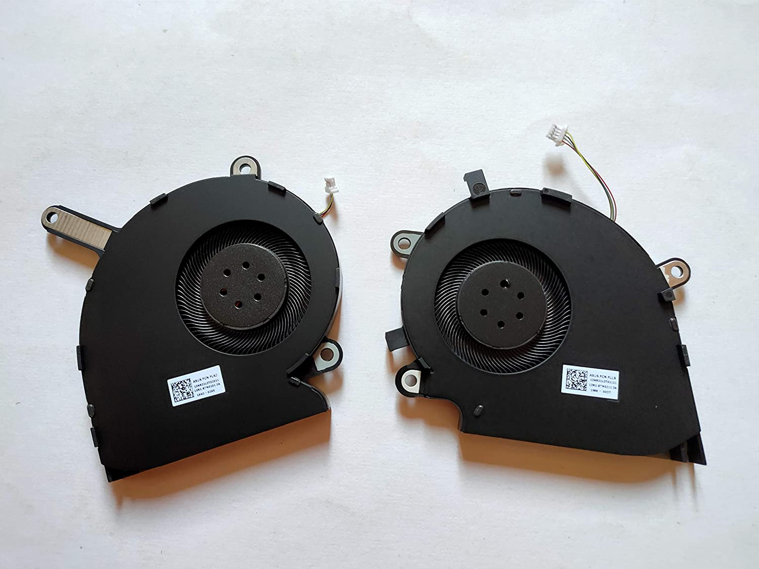 ZHENHUIYOU New New for ASUS ROG Strix G531 G531G G531GT Fan L+R